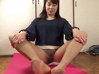 Pantyhose advisable 3(Asian Pantyhose feet)