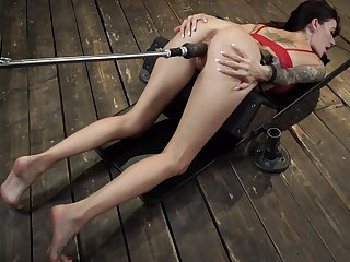 Rough fucking appliance unaccompanied known overwrought Gia Dimarco