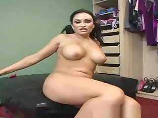 Stingy Not-Aunt Lets Hard-Core Cock