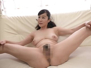 Asian, Big tits, Brunette, Hairy, Japanese, Milf, Tits